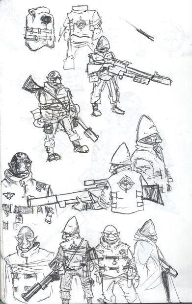 Swerfneblin Sniper Designs