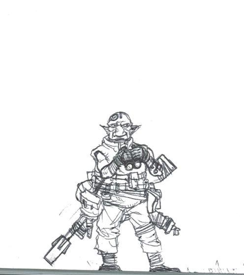 Sverfneblin Sniper sketches-2