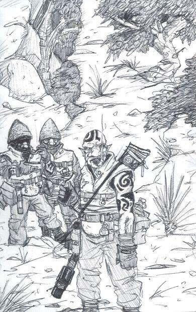 Sverfneblin Sniper sketches-3
