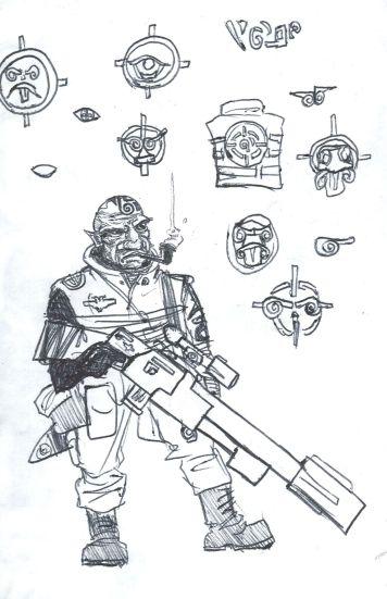 Sverfneblin Sniper sketches-5