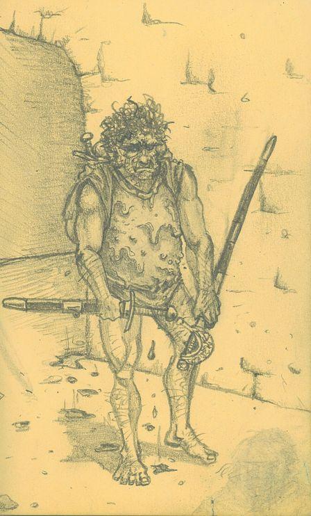 Garribaldi's Acid armour causes a wardrobe mafunction